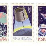 Timbre-Cosmonautica 1 -1965