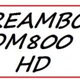 Dreambox DM 800 S HD PVR v.2015 ss84D sim 2.10 tuner Alps BSBE2 ver.M + Garantie 12 luni + stick wi-fi optional !!!