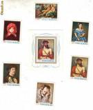Timbre-reproduceri de arta1968
