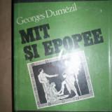 Mit si epopee - Georges Dumezil - Filosofie