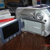 vand Camera video DVD Canon DC- 95, cu un design compact si foarte usor de folosit, cu zoom optic 25x, zoom digital 700x si procesor de imagine DIGIC