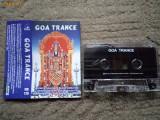 Goa trance caseta audio muzica goa psy trance psychedelic chillout ambientala, Casete audio