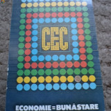 Calendar cec - Calendar colectie