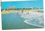 Carte postala(ilustratata)-EFORIE NORD-Plaja