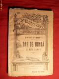 V.Eftimiu- Dar de Nunta si alte schite -Prima Ed. 1911 BPTnr.699