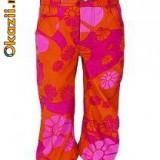 Pantaloni copii trei sferturi 'candyflower', UPF 80