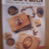 WESTERN * SCROLL SAW AND INLAY PATTERNS by Joe and Paige Paisley - 1999, 90 p.