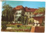 Carte postala(ilustrata)-CARANSEBES-Liceul nr.1