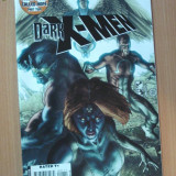 Dark X-Men #1 . Marvel Comics - Reviste benzi desenate