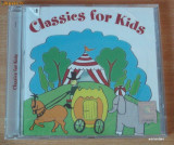 Classics for Kids, CD, universal records