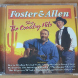 Foster & Allen - Foster & Allen Sing the Country Hits - Muzica Country