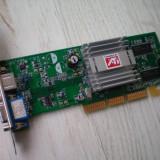 PLACA VIDEO ATI RADEON 9200 SE 128MB DDR cu tv-out si S-video - Placa video PC