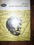 Scrieri filozofice alese - Seneca