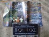 Zdob si Zdub Zdubii Bateti Tare album 1999 caseta audio muzica rock, Casete audio