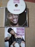 Tyron carter mon hold up cd disc muzica r&b pop editie vest