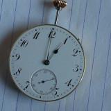 Jaeger LeCoultre-mecanism, cadran, aratatoare - Ceas de buzunar