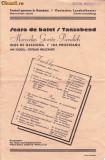 Program TEATRUL GERMAN IN ROMANIA-SEARA DE BALET-POSR  28