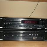 Minisistem audio Grundig: amplituner R30 si casetofon CF20