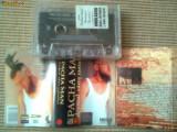 Pacha man drumul catre rastafari muzica hip hop reggae caseta audio, Casete audio
