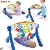 Spatiul de joaca -centru de activitate-pianina multifunctionala