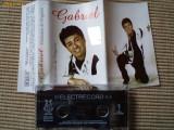 GABRIEL DOROBANTU DECLARATIE DE DRAGOSTE caseta audio muzica pop usoara slagare, Casete audio, electrecord