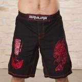 Short MMA ARMURA Dragao - Echipament Fitness
