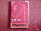Agenda de metalurgie
