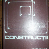 Constructii civile, industriale si agricole-Pestisanu/Voiculescu/Darie/Popescu - Carti Constructii
