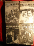 Victor Hugo - MIZERABILII - ed. interbelica ,4 volume