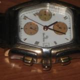 Vind ceas original LUCIEN ROCHART - Ceas barbatesc, Lux - elegant, Mecanic-Automatic, Aur, Piele, Rezistent la apa