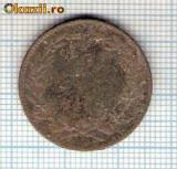 10 Moneda  5 Bani 1867 WATT & Co ? -starea care se vede -ceva mai buna decat scanarea
