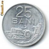 25 BANI 1982  STARE EXCELENTA