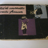GHID DE CONVERSATIE ROMAN-FRANCEZ DIN 1964