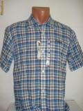 Camasa originala Tommy Hilfiger -barbati S - REDUCERE, Maneca scurta, Multicolor