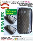 Husa Samsung Galaxy Y S5360 Dedicta TPU Gel Durabil Smoke !!!LICHIDARE DE STOC!!!, Gel TPU