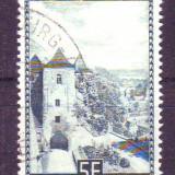 1934 Luxemburg Mi. 258 stampilat