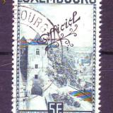 1934 Luxemburg Mi. 176 stampilat