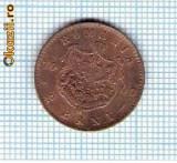 41 Moneda  2 Bani 1900 B -starea care se vede -ceva mai buna decat scanarea