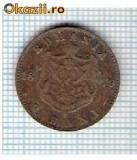 36 Moneda  2 Bani 1879 B -starea care se vede -ceva mai buna decat scanarea