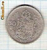 50 Moneda  50 LEI 1937 -starea care se vede -ceva mai buna decat scanarea