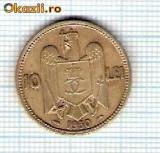 81 Moneda  10 LEI 1930 -starea care se vede -ceva mai buna decat scanarea