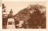 R-614 Romania, Cetatea Deva, Statuia Decebal, marca fixa, necirculata