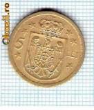 94 Moneda  5 LEI 1930 H -starea care se vede -ceva mai buna decat scanarea
