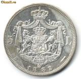 5 LEI 1882  STARE  FOARTE FOARTE BUNA
