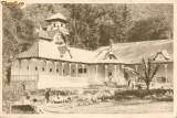 R-1036 Romania, RPR, Caciulata-Calimanesti, In parc, circulata,