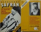 Alexandru Safran , Un taciune smuls flacarilor , Memorii , 1996