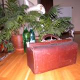 Geanta doctor din piele - Geanta vintage