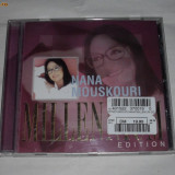 Vand cd original NANA MOUSKOURI-Millenium collection