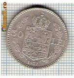 108 Moneda  50 LEI 1937 -starea care se vede -ceva mai buna decat scanarea