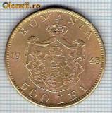 162 Moneda 500 LEI 1945 -starea care se vede -ceva mai buna decat scanarea